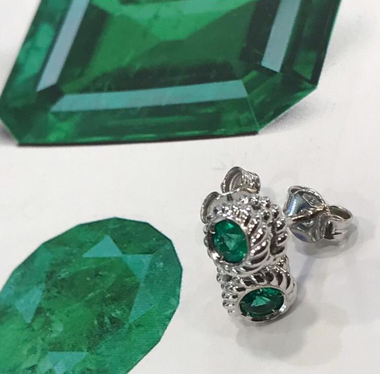 INTRECCIOLOVE 1 - Smeraldi naturali